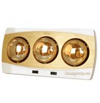 Đèn sưởi nhà tắm Kottmann 3 bóng vàng K3BH