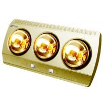 Đèn sưởi nhà tắm Kottmann 3 bóng K3B-G
