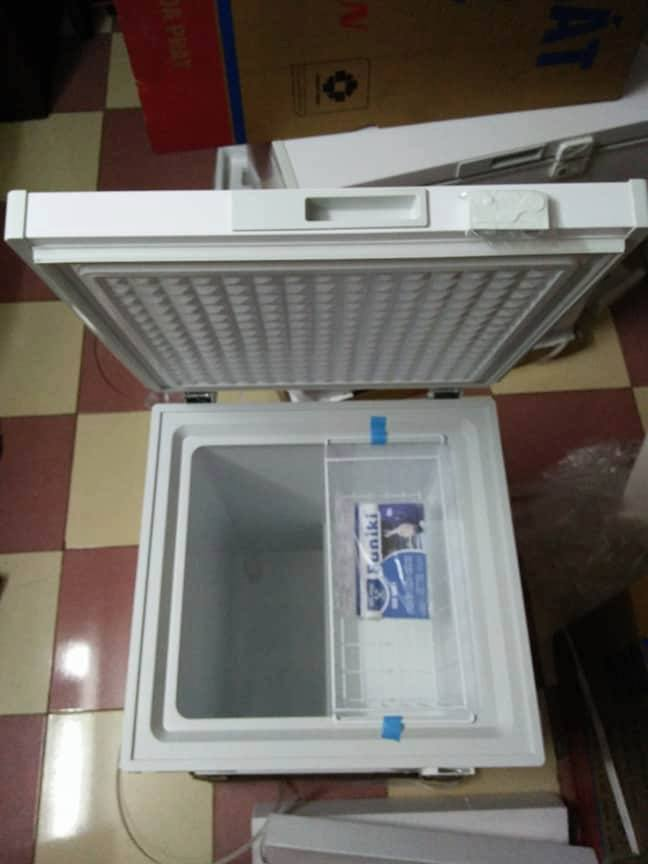 Tủ lạnh mini chuyên dụng trữ sữa mẹ 100 lít